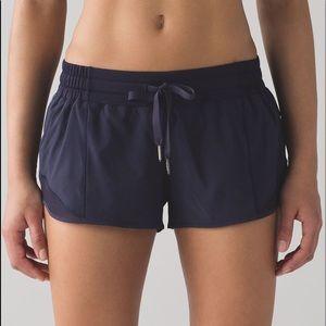 "Hotty hot 2.5"" shorts, size 10"